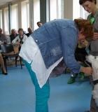 Respublikos pedagogai dalyvavo paskaitoje apie šunis