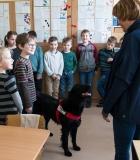 Šuo mokykloje: tas laikas galbūt jau netoli?